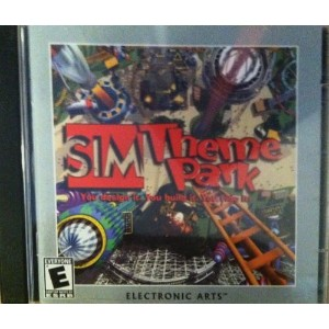 SimTheme Park (Jewel Case) (輸入版)