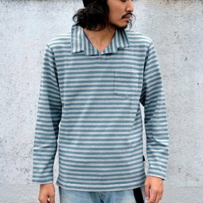 THE DAY(ザ・デイ)/ L/S Jack Sparrow -Sea Green-