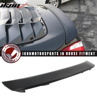 USスポイラー 09-17日産370Z OE工場スタイルトランク・スポイラー未塗装 - ABS For 09-17 Nissan 370Z OE Factory Style Trunk...