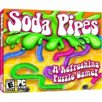 【送料無料】【Soda Pipes A Refreshing Puzzle Game (Jewel Case) (輸入版)】 b000922ce6