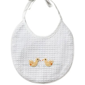 Jacaranda Living Bib, Ducks by Jacaranda Living