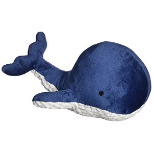Little Bedding Kids William Nautica Plush Toy, Whale by Little Bedding