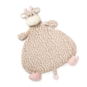 Demdaco Baby N00504 Sadie Giraffe Play Mat - Girl by Nat and Jules