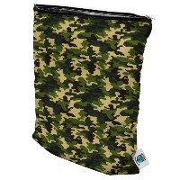 Planet Wise Wet Diaper Bag, Camo, Medium by Planet Wise