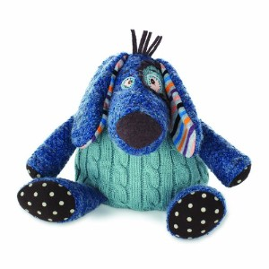 Nat and Jules Plush Toy, Delbert The Dog by Nat and Jules