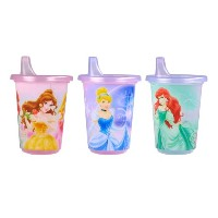 The First Years Disney Take & Toss Sippy, 10 Ounce, Pack Princess Pack by The First Years