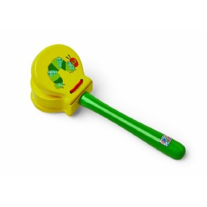 Kids Preferred The World of Eric Carle: The Very Hungry Caterpillar Wood Clacker by Kids Preferred ...