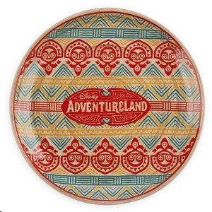 Disneys Adventureland Bamboo Plate by Disney
