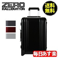 ZEROHALLIBURTON Classic Aluminum Collection クラシック アルミニウム Carry On 2 Wheel Travel Case スーツケース キャリーケース