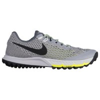 (取寄)Nike ナイキ レディース エア ズーム テラ カイガー 4 Nike Women's Air Zoom Terra Kiger 4 Stealth Black Dark Grey Volt