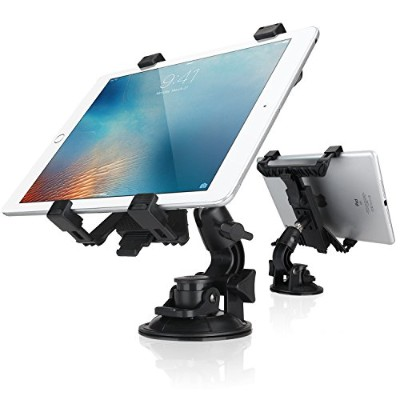 Dealgadgets Tablet Car Mount Holder Universal Mounts for Samsung Galaxy Tab 4 3/ iPad Mini/iPad Air...