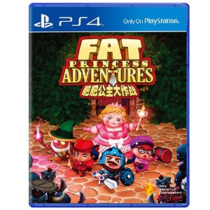 Fat Princess Adventures 肥肥公主大作战 (輸入版:中国)