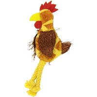 Ethical Products Spot Skinneeez For Cats Chickens With Catnip Assorted Plush Toy