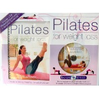 PILATES BOOK AND DVD