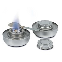 Boska Set of 2 Fuel Safe Fondue Burners 330310 by BOSKA