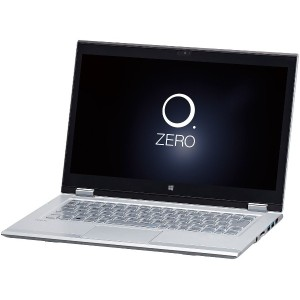 新品 NEC LAVIE Hybrid ZERO PC-HZ650CAS [ムーンシルバー].