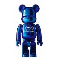 BE@RBRICK 100% スバル THE 1st ANNIVERSARY LIMITED MODEL