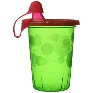 The First Years Take & Toss Spill-Proof Sippy Cups - Multicolor - 10 oz - 4 ct by The First Years