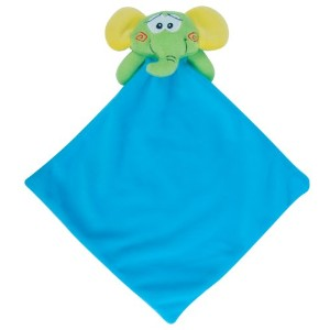 Petite Creations Toy Baby Blanket - Elephant by Petite Creations