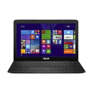 ASUS F554LA 15.6 Inch Laptop (Intel Core i5, 8 GB, 500GB HDD, Black) - Free Upgrade to Windows 10...