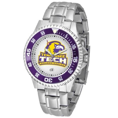 Tennessee Tech Golden Eagles競合他社スチールメンズ腕時計
