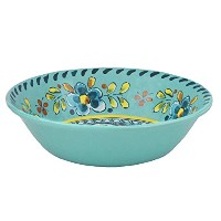 Le Cadeaux Madrid Cereal Bowl ,ターコイズ