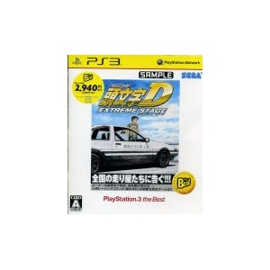 【中古】 頭文字D EXTREME STAGE PlayStation3 the Best /PS3 【中古】afb