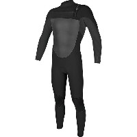 オニール メンズ サーフィン スポーツ O'Neill O'riginal F.U.Z.E. 3/2 Taped Wetsuit - Men's Black/Graphpin