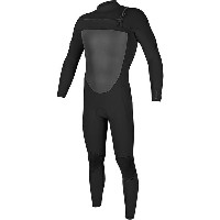 オニール メンズ サーフィン スポーツ O'Neill O'riginal F.U.Z.E. 3/2 Taped Wetsuit - Men's Black/Black