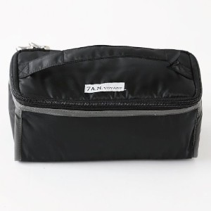 7A.M. ENFANT Lunch Box Black