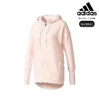 adidas W ID TIME OUT HOODIE (Ice Pink) 【レディースサイズ】【17FW-I】【10】【sale0123】