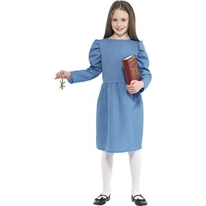 Roald Dahl Matilda Fancy Dress Costume