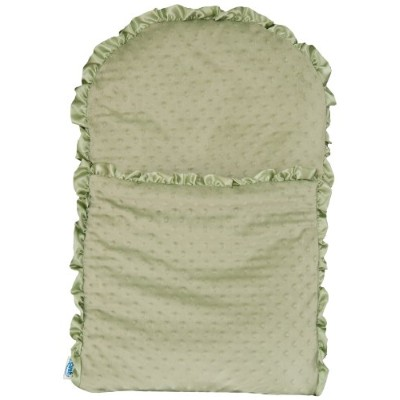 zCush Cozy Chenille Nap Mat, Firry Forest by zCush