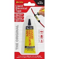 Starbrite Liquid Electrical Tape 28g (1oz) Tube - Black by Star Brite
