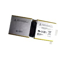 ノートパソコンのバッテリーReplacement P21G2B battery 7.6V 31.3WH 4220MAH for Microsoft Surface2/RT2 1572 Pluto...