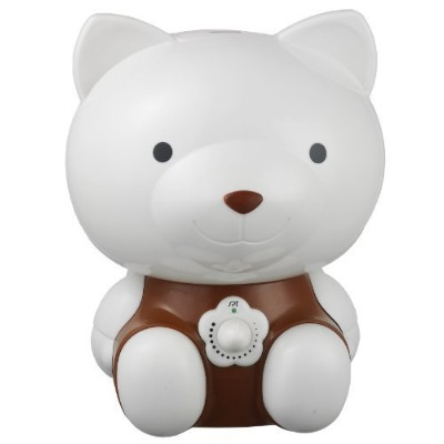 SPT Bear Ultrasonic Humidifier, White by SPT [並行輸入品]