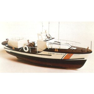 Dumas 沿岸警備艇 (US Coast Guard Lifeboat Kit)#1203