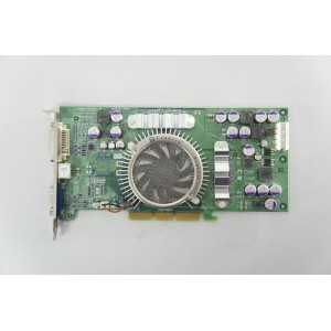 LEADTEK WinFast A360 Ultra TDH GeForce FX5700 Ultra 128MB DDR3 AGP 8X 【中古】【全品送料無料セール中!】