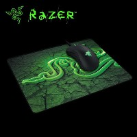 Mouse Pad Gaming Mouse Mat Razer Logo Style 300*250*3mm Size for LOL DOTA Game Players for Laptop