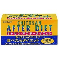 Chitosan After Diet 60 Follicles by N/A by Unknown