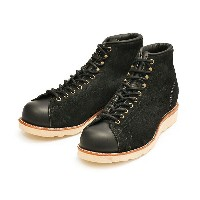 【CHIPPEWA】 チペワ 5 LACE TO TOE 5インチ レースTOトゥ 90059 BLACK SUEDE
