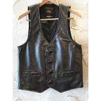 Feel FORCE/FLAG VEST BROWN