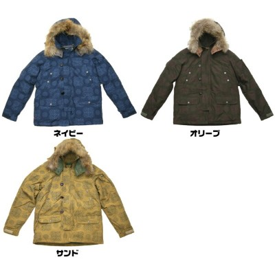 GOWEST ゴーウエスト MOUNTAIN TROOPS JACKET マウンテントゥループス ジャケット