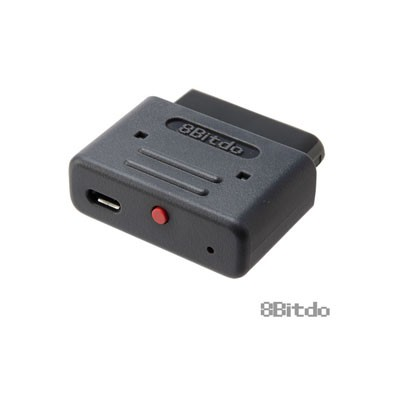 サイバーガジェット 8BITDO RetroReceiver FOR SFC CY-8BRERV-GY