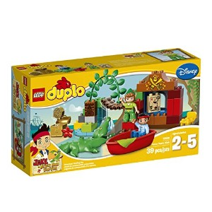 【送料無料】【LEGO DUPLO Jake Peter Pan's Visit 10526 Building Toy】 b00j4s2xsq