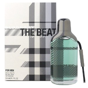 バーバリー ザ ビート フォーメン EDT オードトワレ SP 50ml BURBERRY THE BEAT FOR MEN EAU DE TOILETTE SPRAY