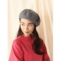 [Rakuten BRAND AVENUE]【SALE/50%OFF】niko and... (W)ORカラーベレー ニコアンド 帽子/ヘア小物【RBA_S】【RBA_E】