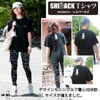 SHIBACK シルバーロゴ Tシャツ / 飼い主様ウェア シルエット 愛犬 お散歩 半袖 春夏 犬グッズ シバ 柴犬 ◎ ギフト プレゼント