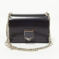 ジミーチュウ JIMMY CHOO バッグ ショルダーバッグ LOCKETT PETITE SBK 【LOCKETT】 BLACK/CHROME