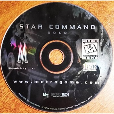 Star Command Gold (輸入版)